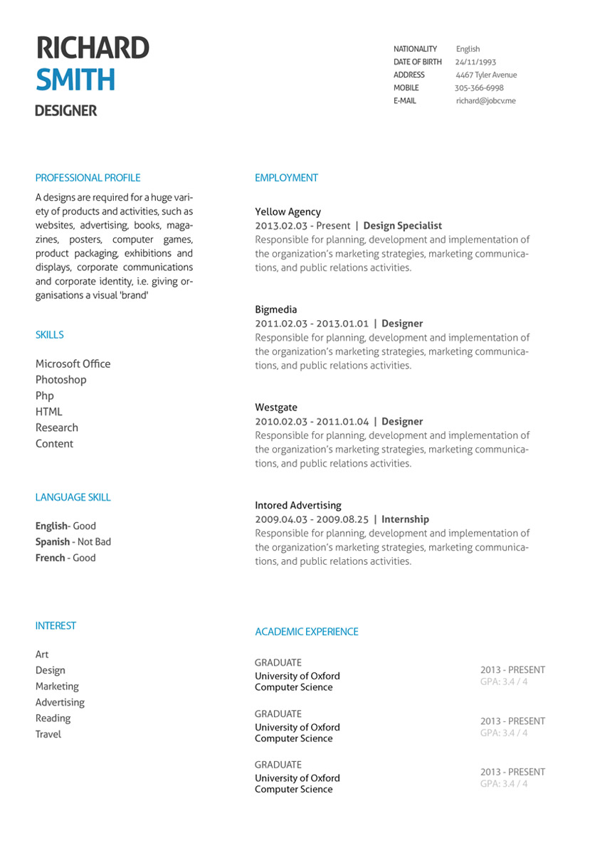 Select Design Template To Start Make Your Resume  How To Start Your Resume